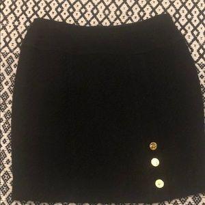 Chanel tweed skirt
